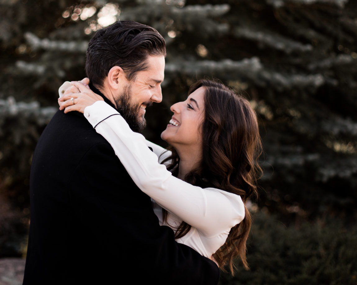 Lifestyle blogger Devin McGovern and wife Marlene Martinez of Outlined Cloth shares how to insure your engagement ring