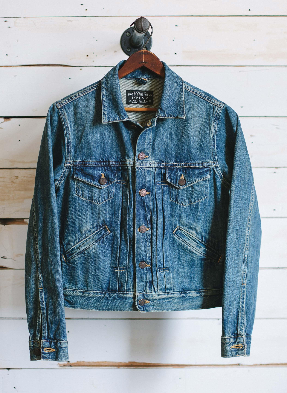 Imogene Womens Denim Jacket