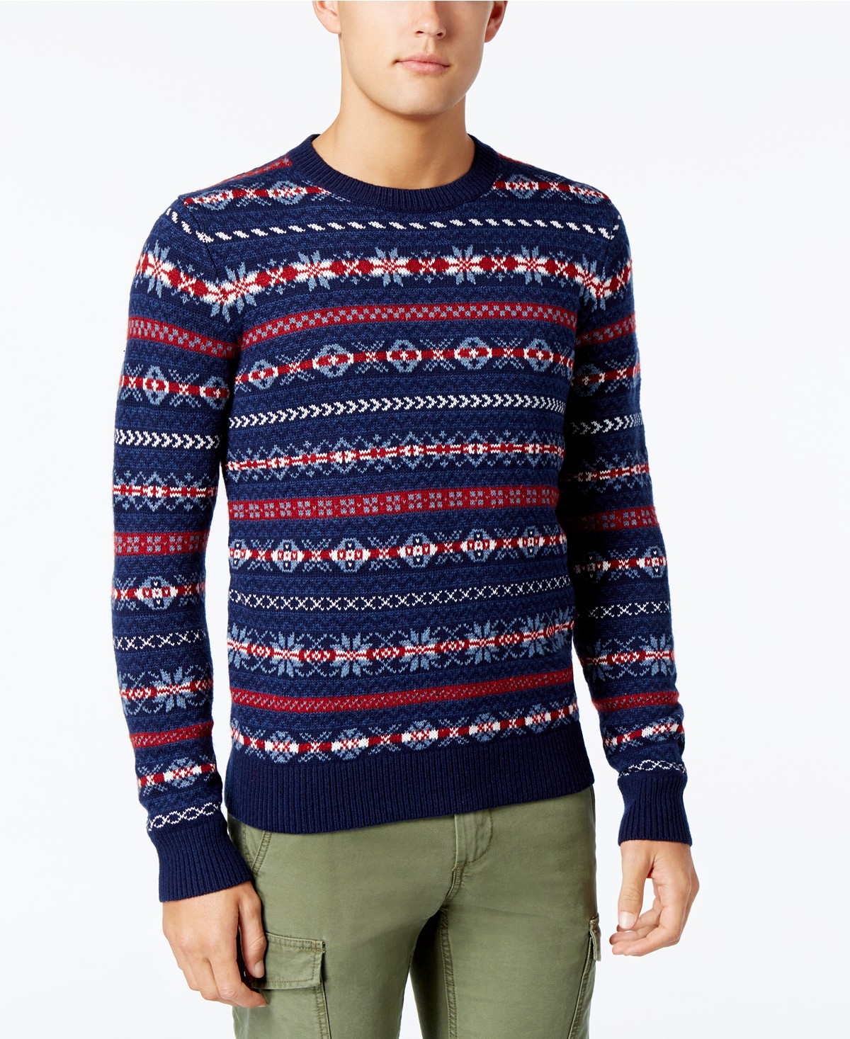 Tommy Fair Isle Sweater