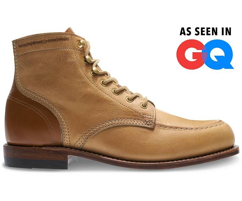 Wolverine 1940 Boot