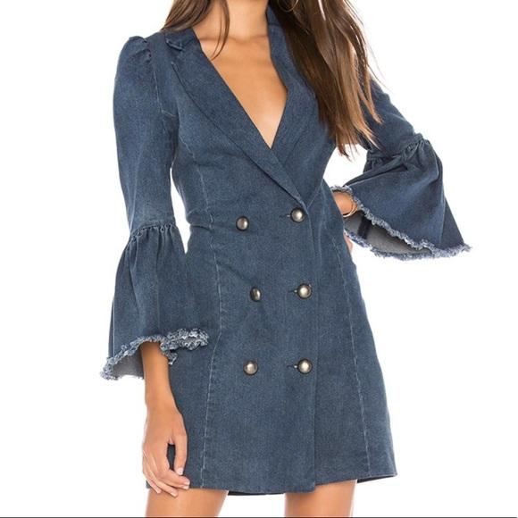 Marled x Olivia Denim Dress