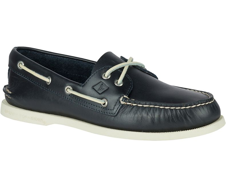 Sperry Navy Boat shoes