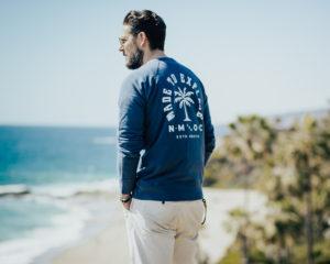 Collab sweatshirt Outlined Cloth x North Menswear