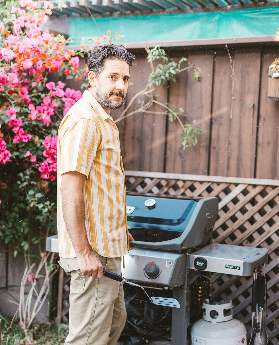 summer style grilling